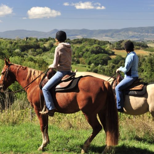 horseback riding roberta in tuscany